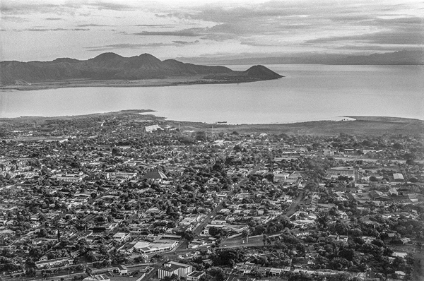 Managua and Lake Xolotian
