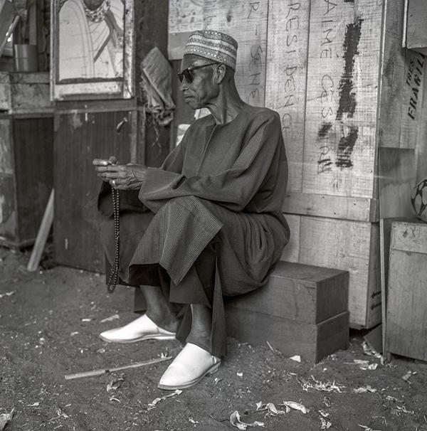 Man after Prayer