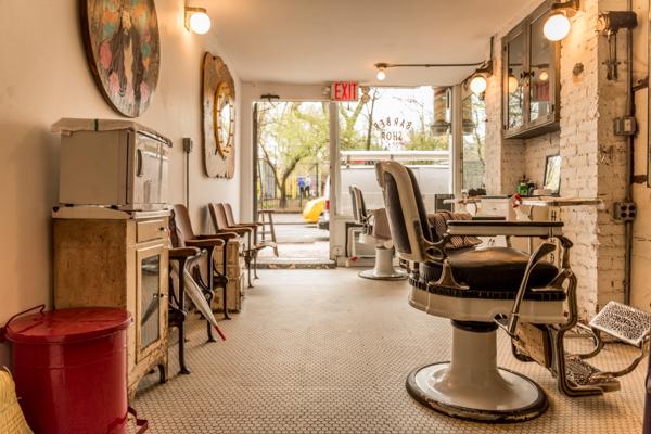 The Blind Barber, East Village