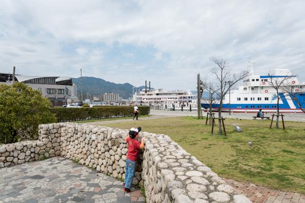 Hama Otsu Port