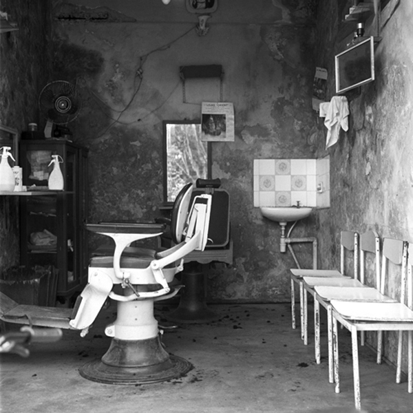 Barber Shop, Valencia, Brazil