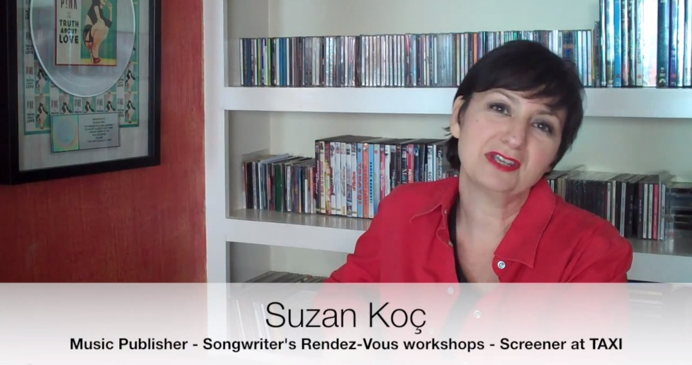 Song Talk With Suzan Koc