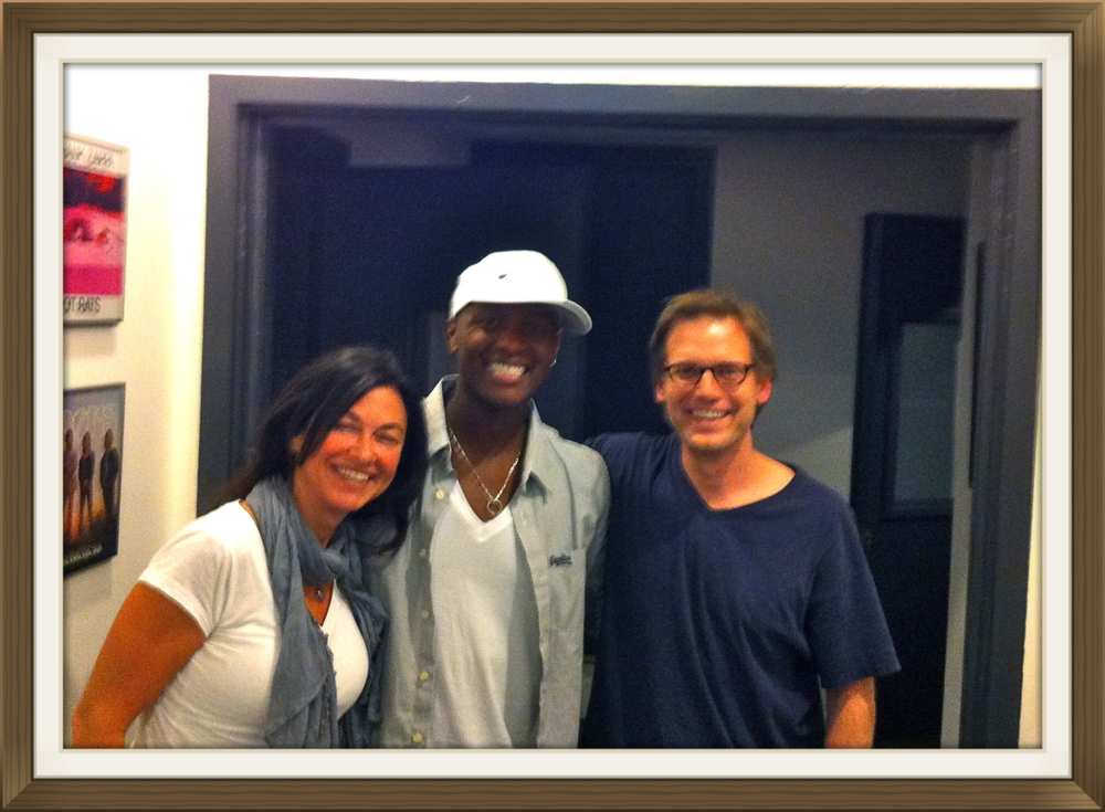 SHELLY PEIKEN, JAVIER COLON, XANDY BARRY