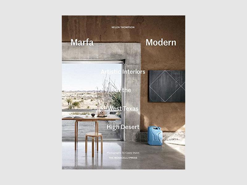 Marfa Modern Book  | $38