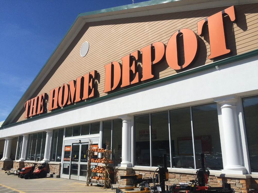 I started to take several trips to home depot.