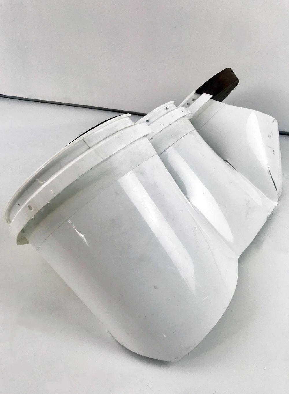 Bucket, Three