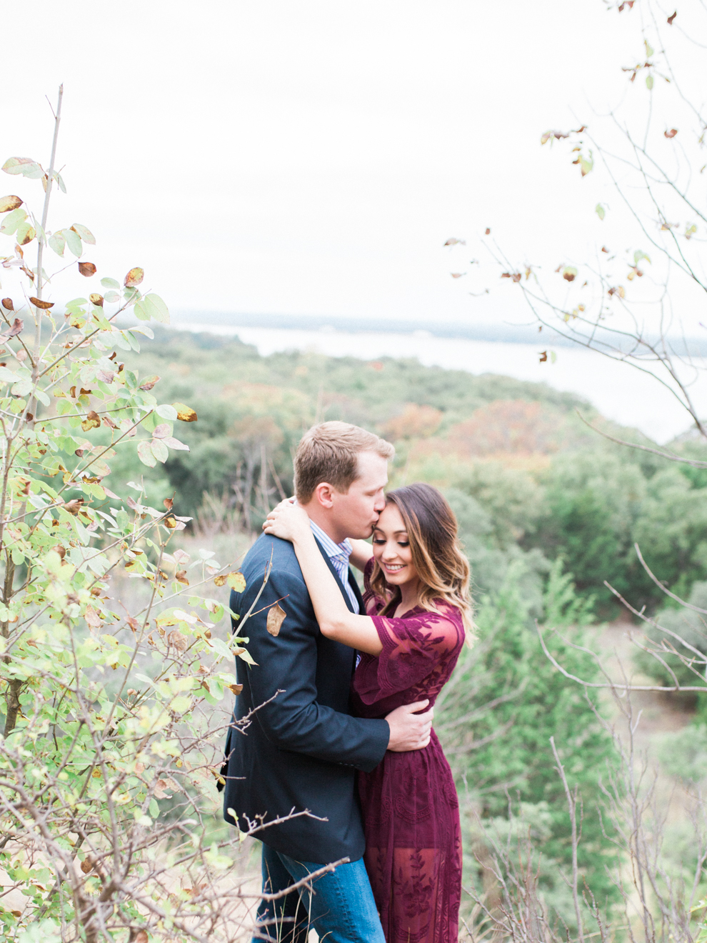 Fort Worth Lakeside Engagement_BrittLatzPhotography-4.jpg