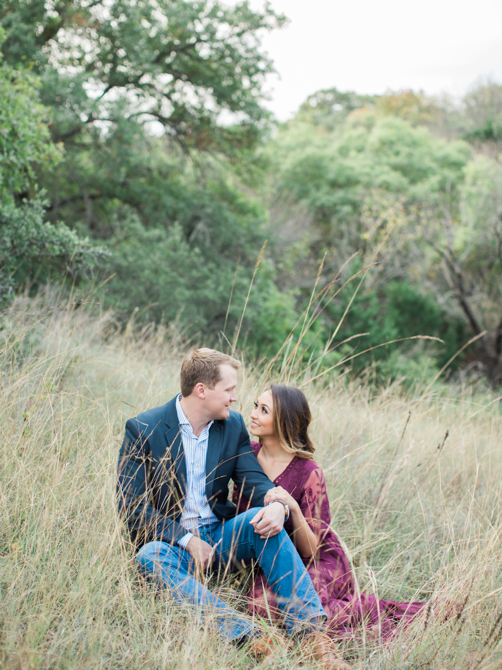 Fort Worth Lakeside Engagement_BrittLatzPhotography-12.jpg