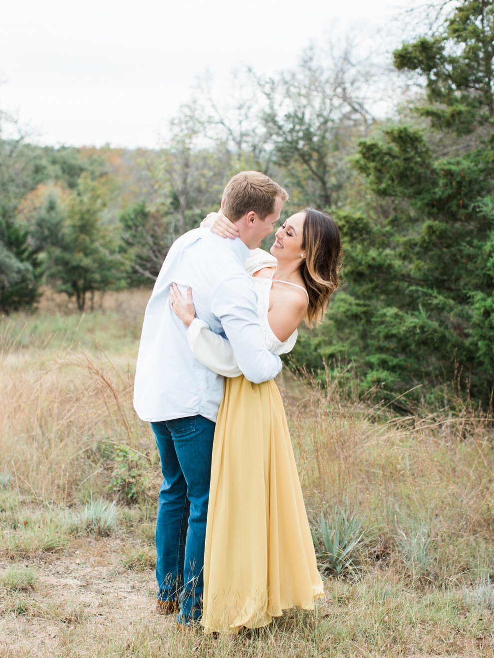 Fort Worth Lakeside Engagement_BrittLatzPhotography-19.jpg