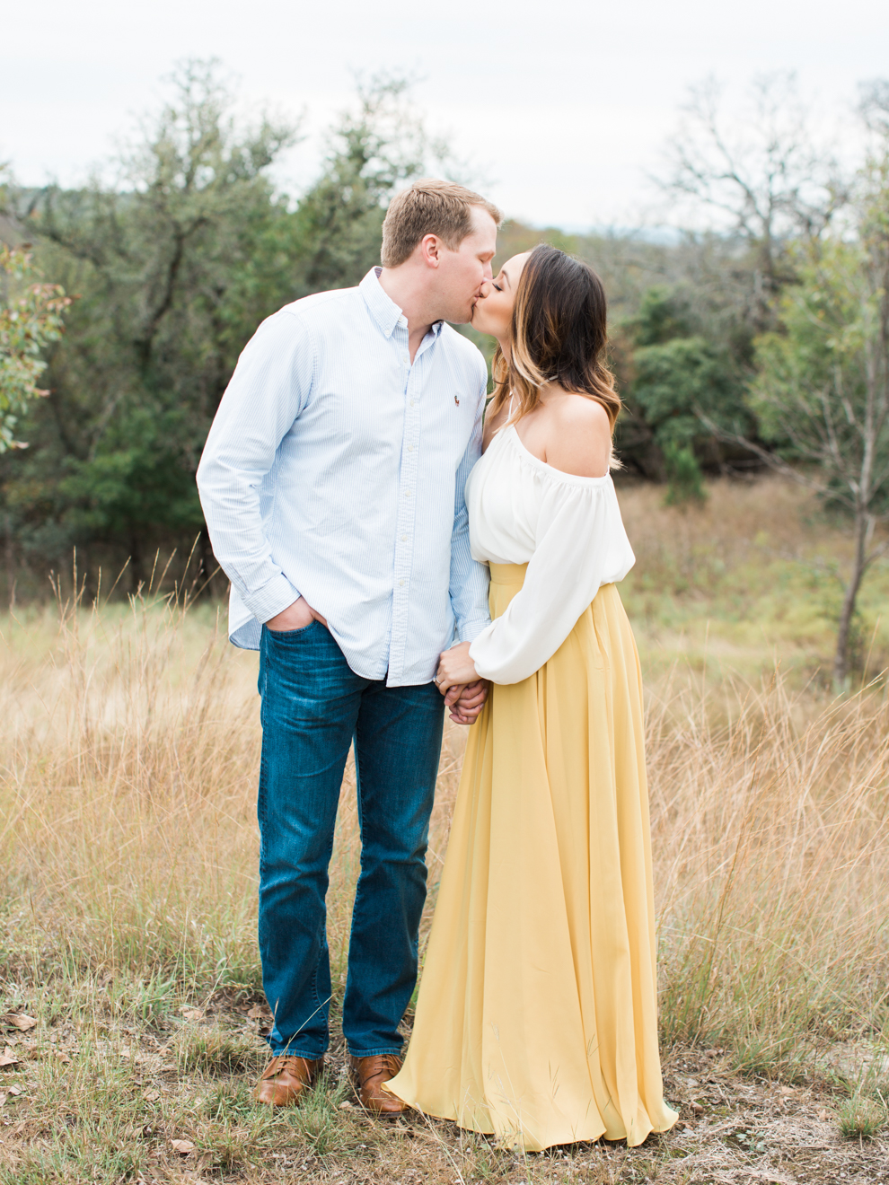 Fort Worth Lakeside Engagement_BrittLatzPhotography-21.jpg