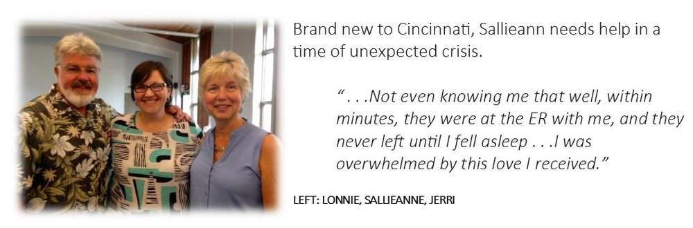 Listen to Sallieann's story here.