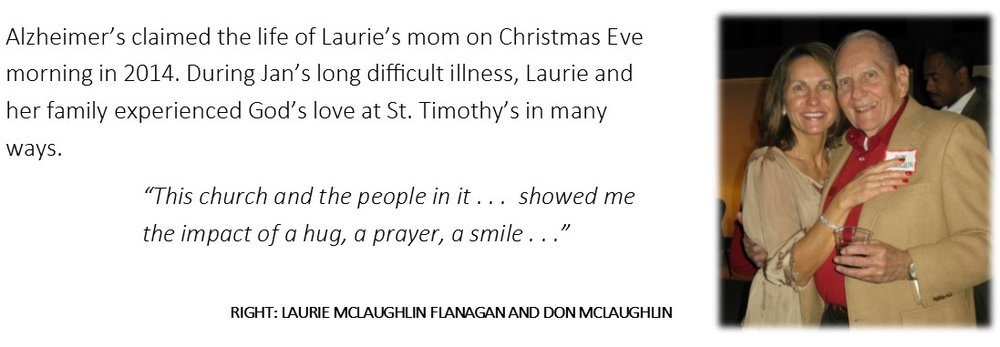 Listen to Laurie's story here.