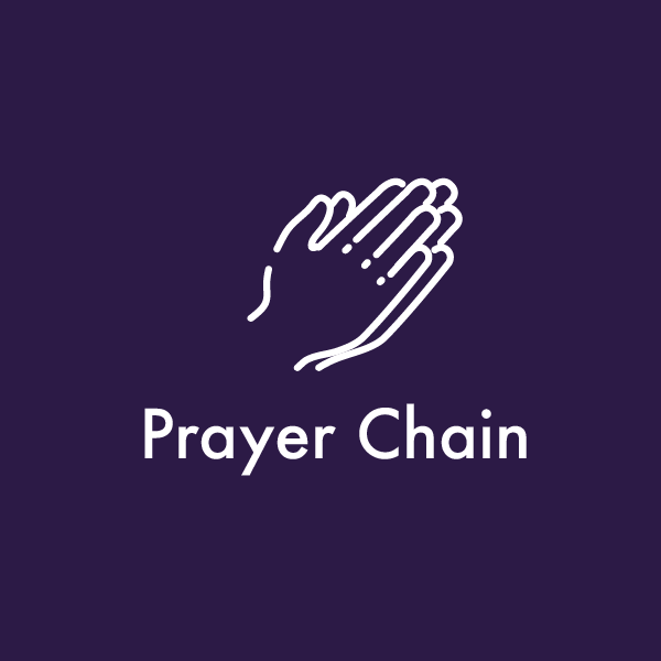 Pray regularly for those who have asked for prayers.