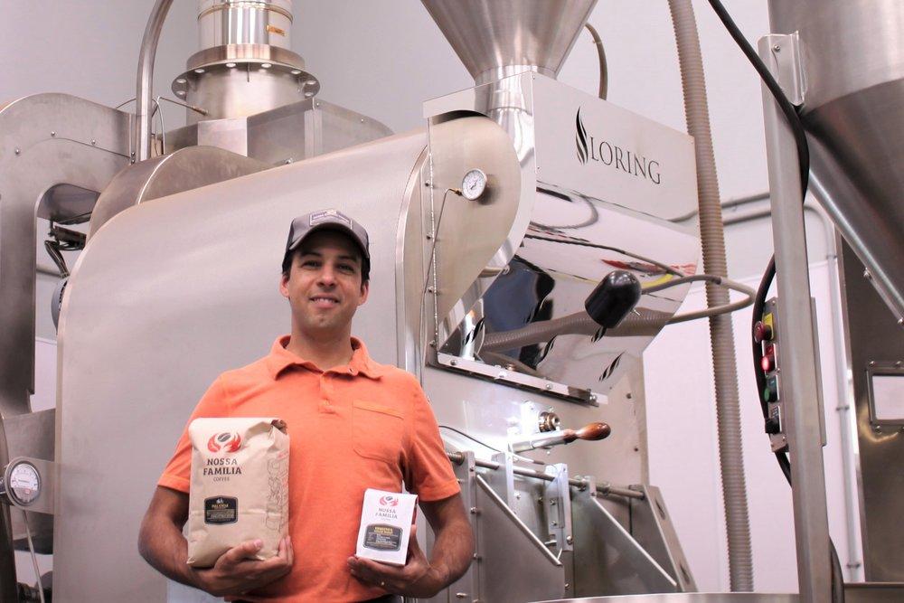 Nossa Familia Coffee - Augusto Carneiro