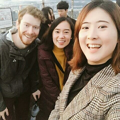 One of the best things about visiting planners in their city is getting to hear about the urban development projects happening locally. Teehee. Thanks for everything Bona!! Looking forward to the next reunion over makgeolli ♡. #CEPreunion #cepcommunity