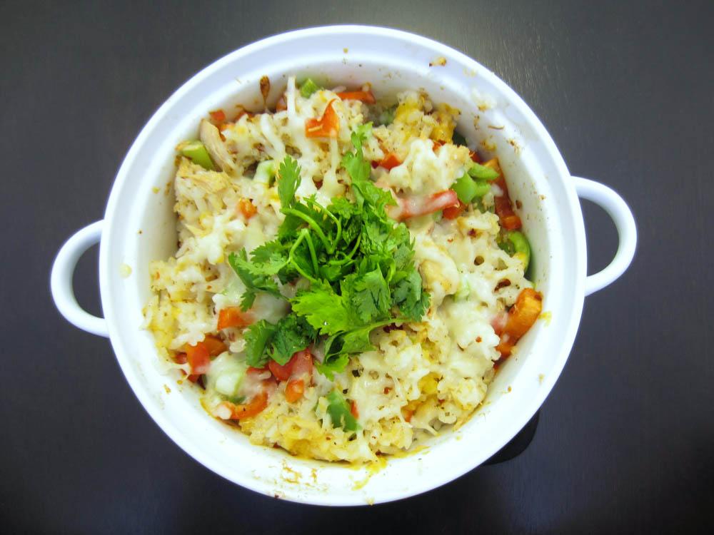 Tuna Rice Casserole | Bacon Egg & Cheese{cake}