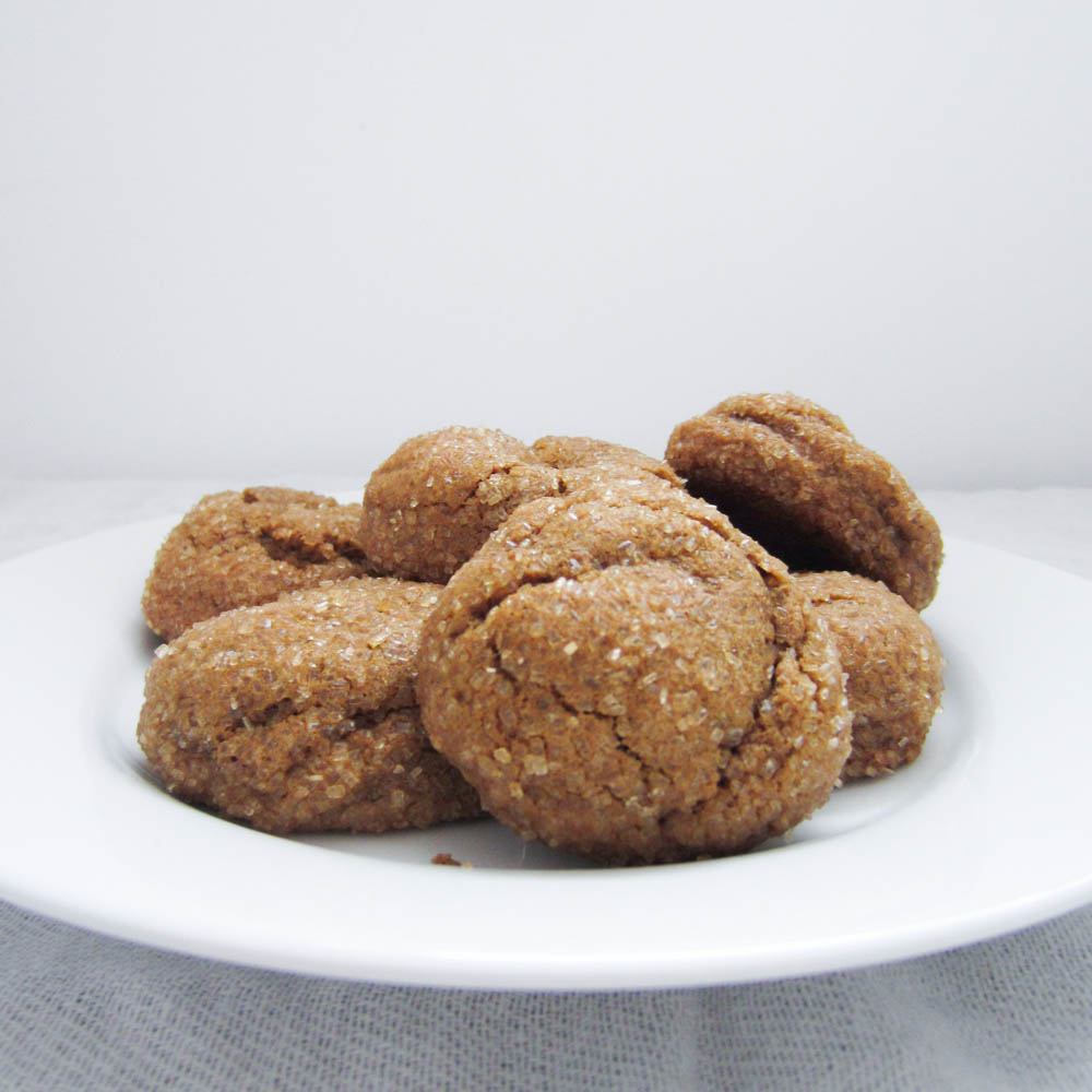molasses cookies via bourbon molasses cookies o molasses cookie recipe ...