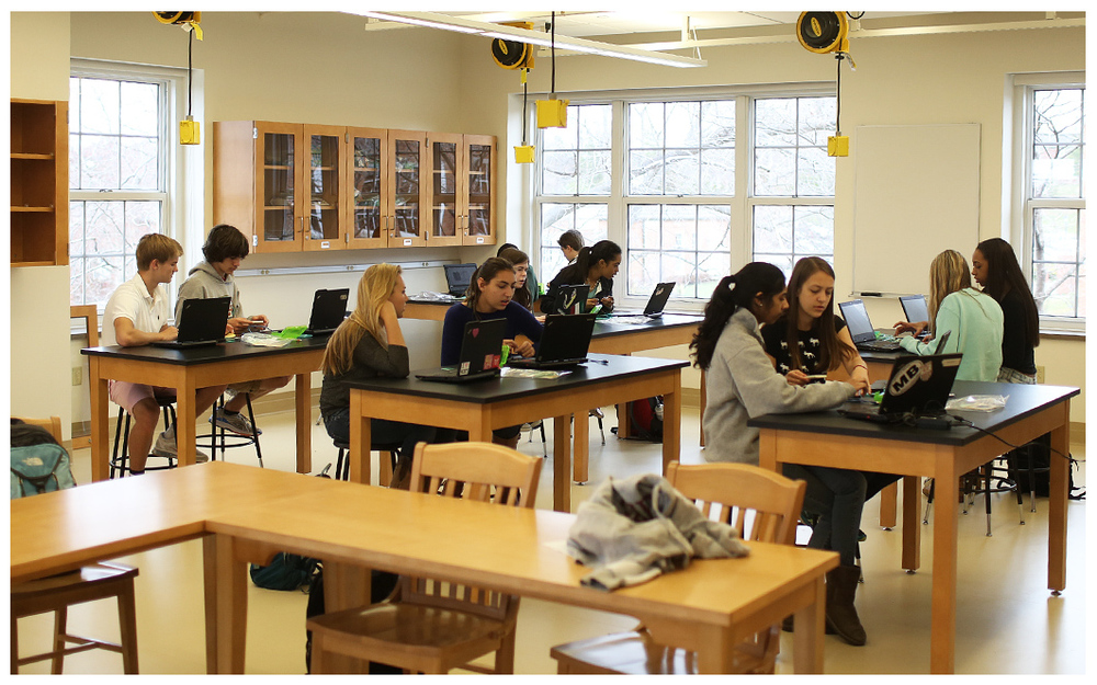 the classroom as a laboratory Instead, the difference is that the activities in an active learning lab cannot be   of the many guided active learning strategies that are used in the classroom,.