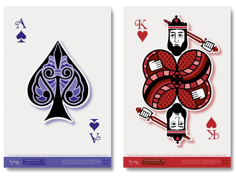 Sasimon Boonyavatana Design Synergy Playing Cards