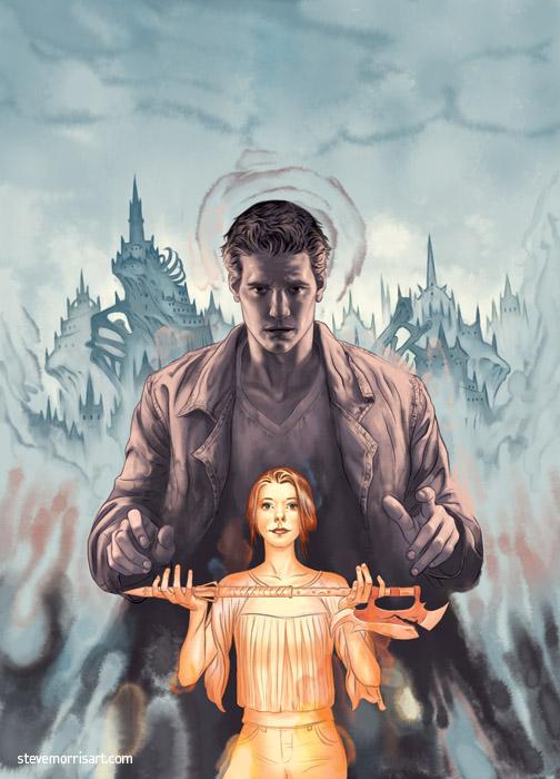Angel & Faith  - Season 9, issue 14