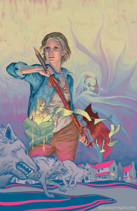 Buffy the Vampire Slayer Season 10 Volume 1: New Rules TPB
