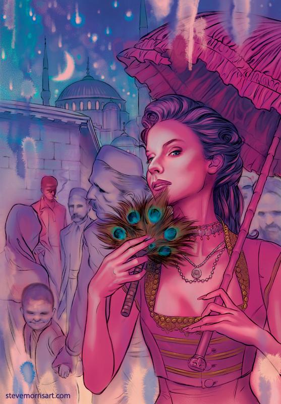 Drusilla #2 cover
