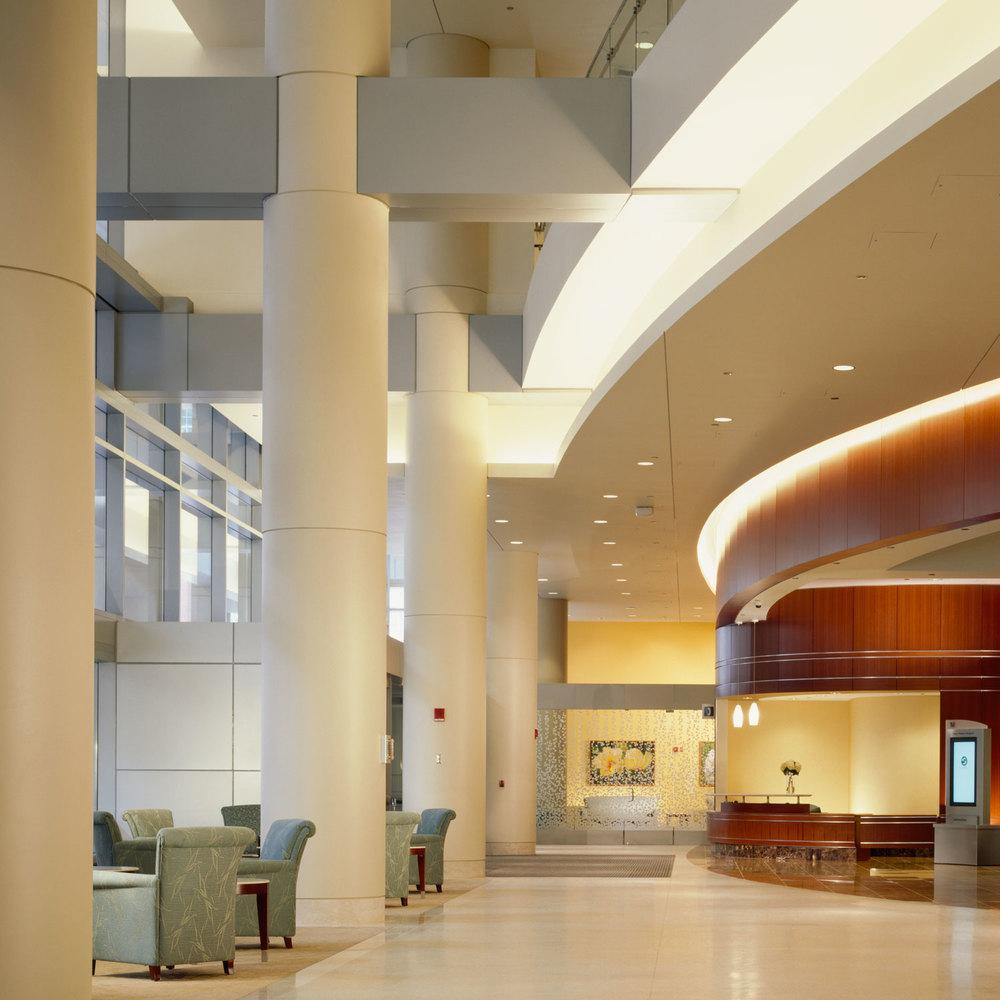 Northwestern Memorial Hospital New Prentice Women's Hospital