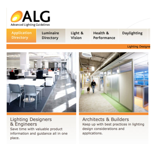 Advanced Lighting Guidelines – Luminaires & Light Distribution