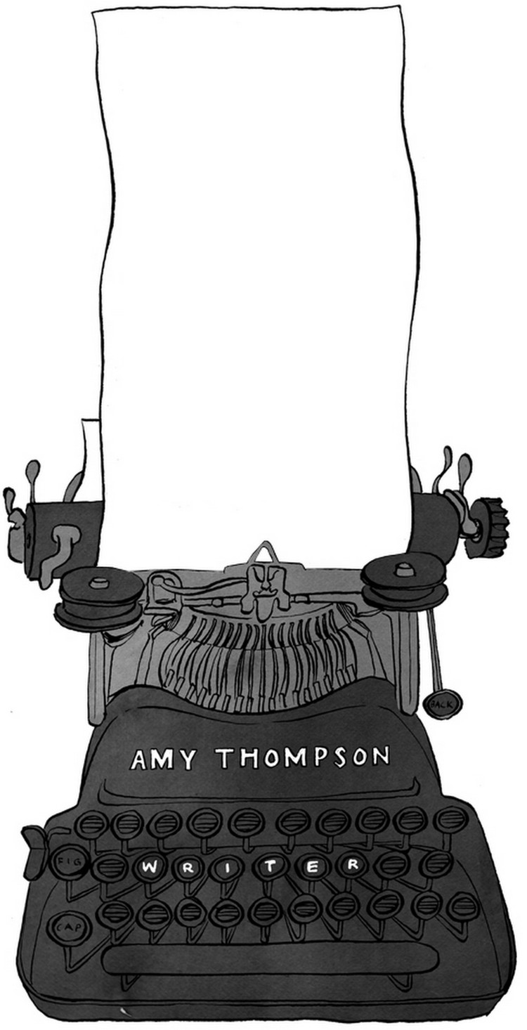 Amy Thompson Writes