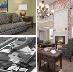 Pi Architects Senior Living Interior Design Services