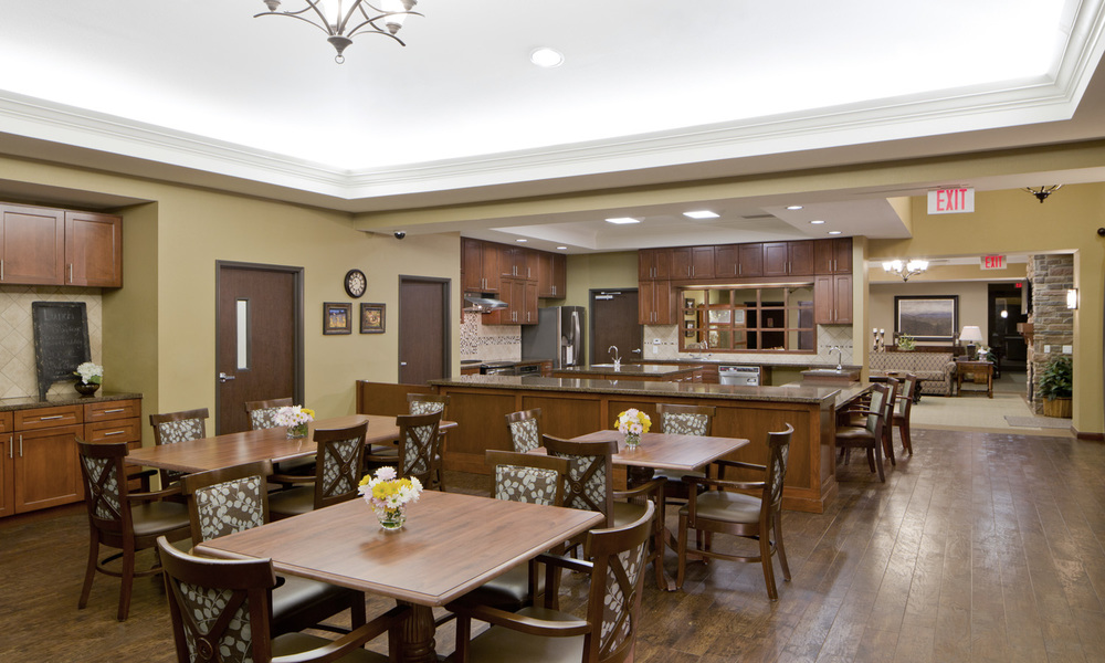 Country Village Care Angleton TX Dining Room