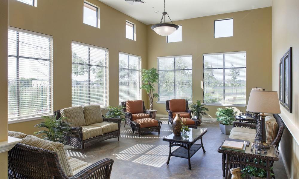Silverado Care Indoor Porch