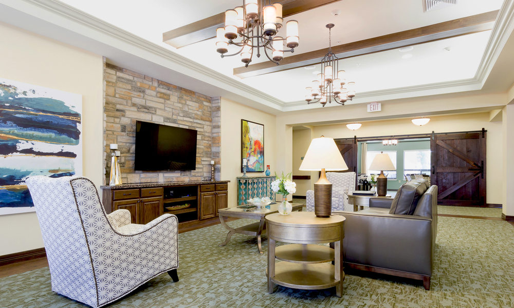pi architects senior living architecture and design AR Shavano