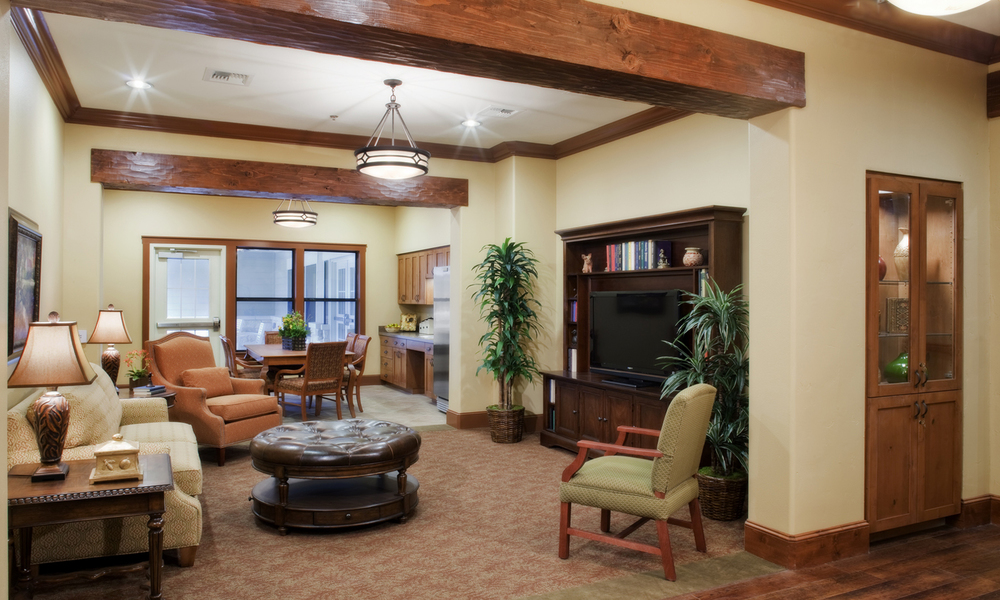 Pi Architects SPJST Texas Hill Country Style SNF  Living Room.jpg