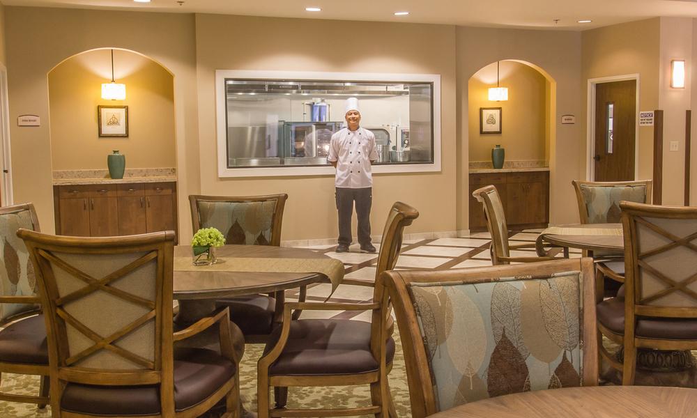 Pi Architects Post Acute Rehab dining.jpg