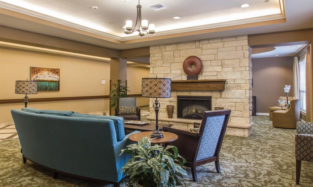 Pi Architects Post Acute Rehab living room.jpg
