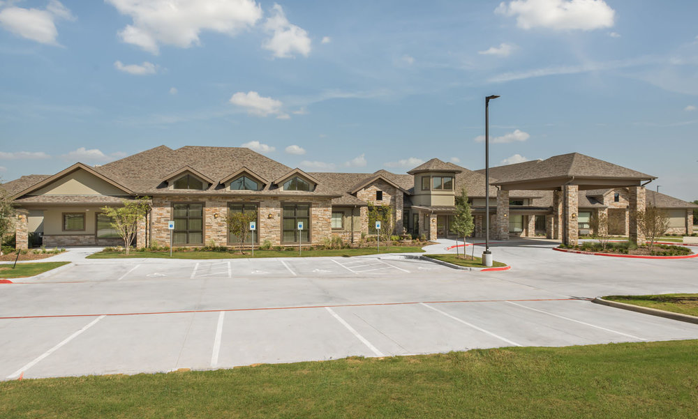 Forum Parkway Bedford Texas Exterior