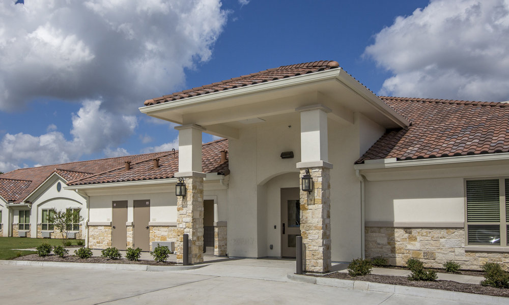 Pi Architects Skilled Nursing The Medical Resort at Willowbrook Entrance.jpg