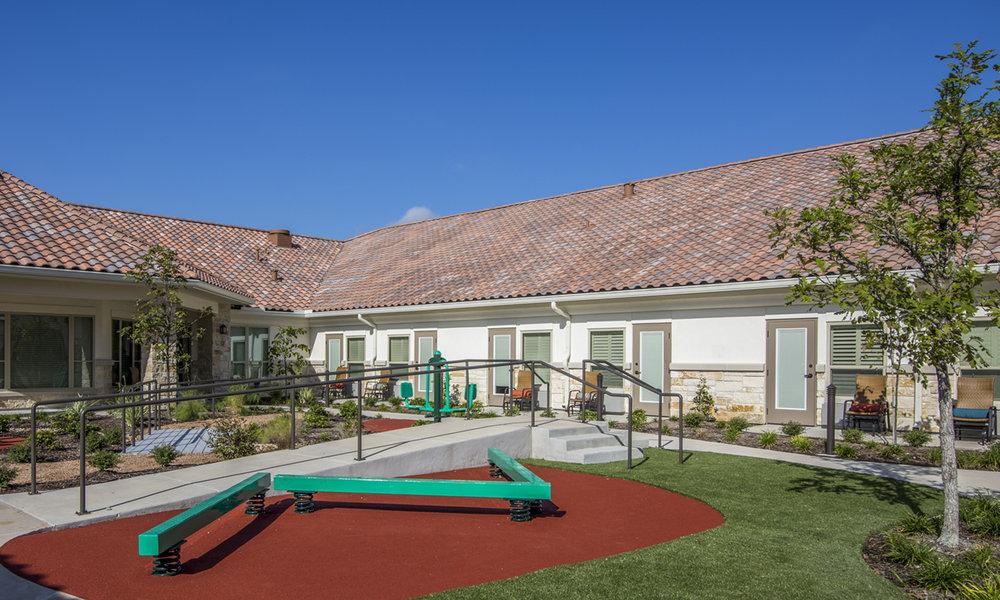 Pi Architects Skilled Nursing The Medical Resort at Willowbrook Rehabilitation Center.jpg