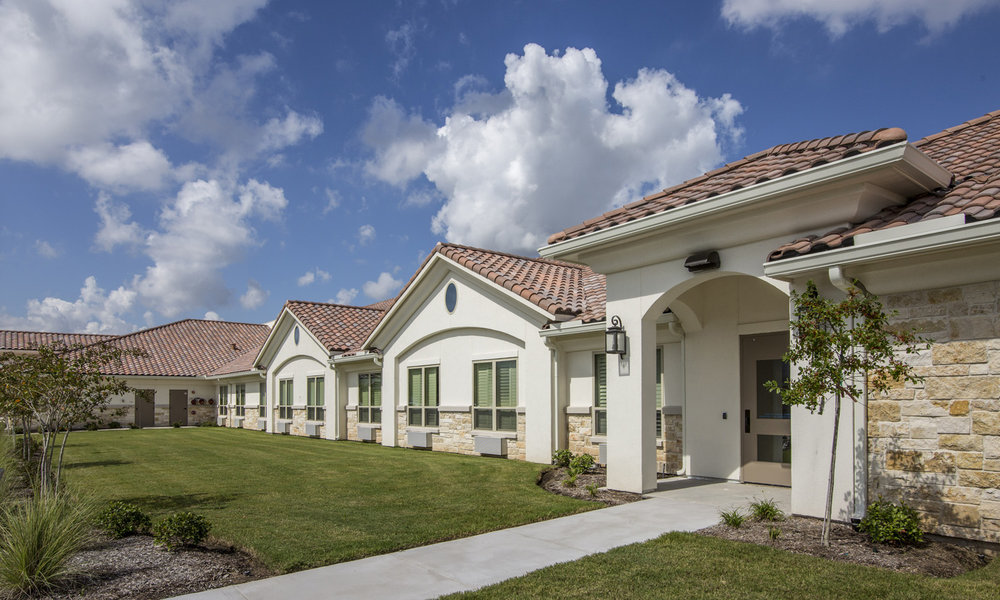 Pi Architects Skilled Nursing The Medical Resort at Willowbrook Side Entrance.jpg