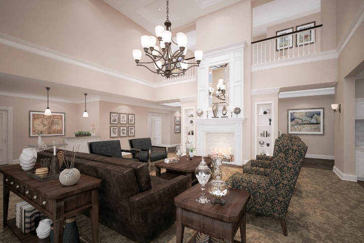 The Pointe at Lifespring -                              Knoxville, TN Assisted Living | Memory CareSize: 57,5905