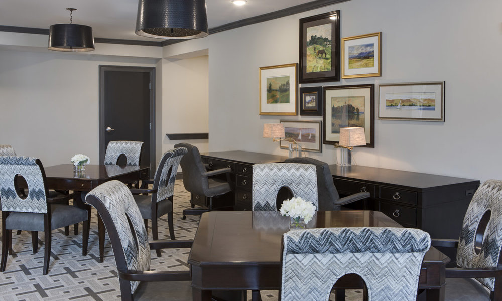 Stonecrest of Troy Small Dining Room