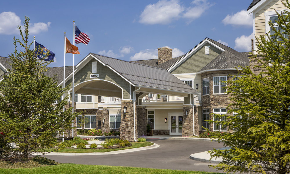 Stonecrest of Troy Pi Architects Porte-Cochere Assisted Living Memory Care.jpg