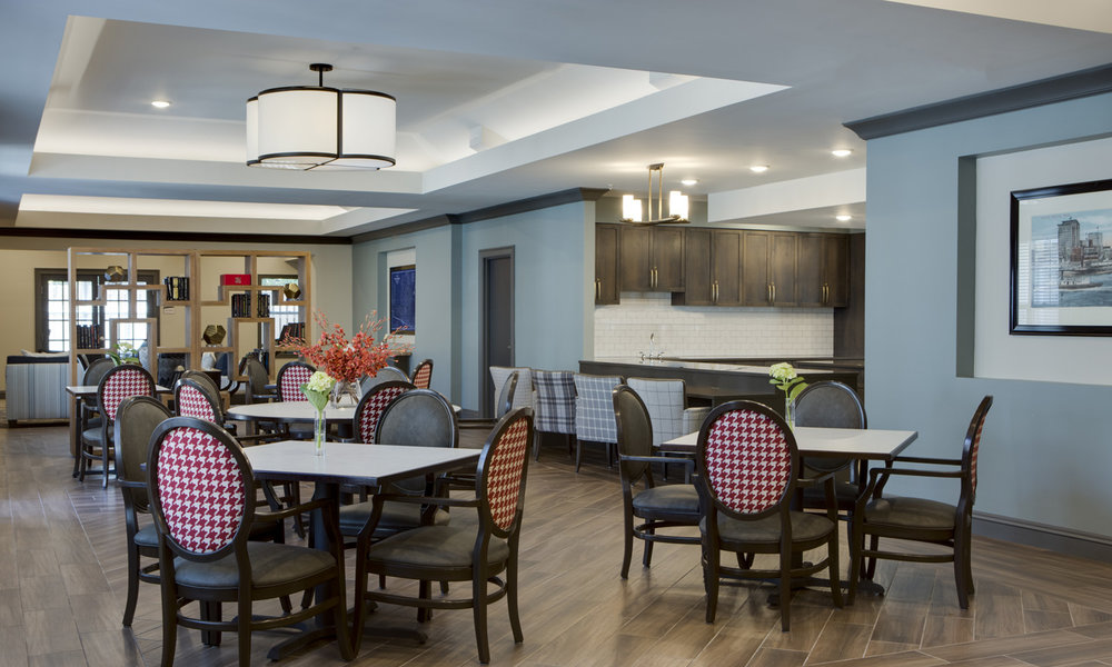 Stonecrest of Troy Dining Room