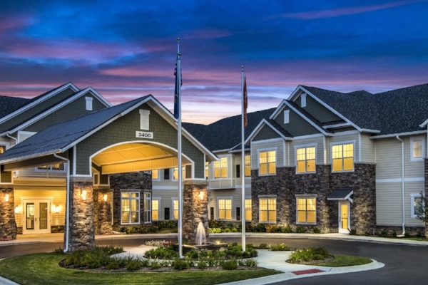 Stonecrest of Troy - Location: Troy, MiCare Type: Assisted Living and Memory CareSize: 77,000