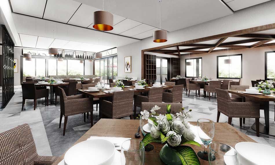 Vitality Commons Main Dining Room