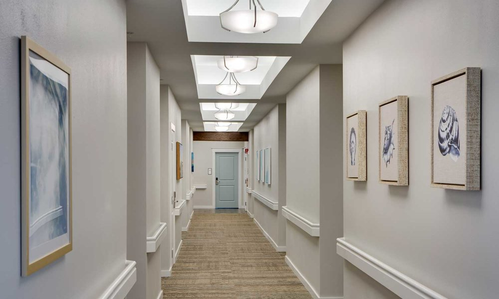 Assisted Living Corridor