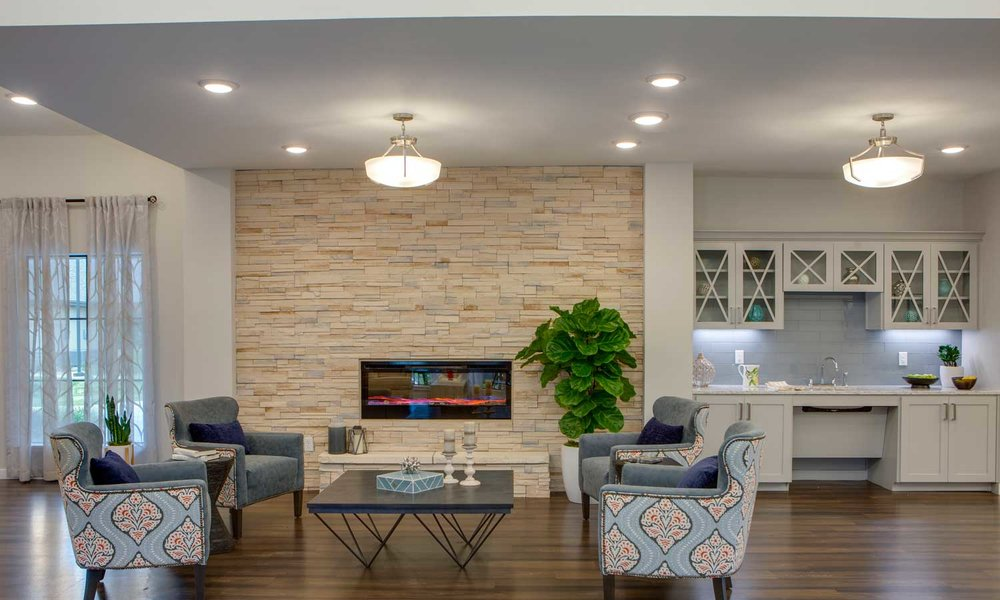 Assisted Living Lounge