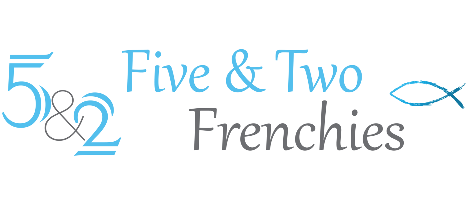 Five and Two Frenchies