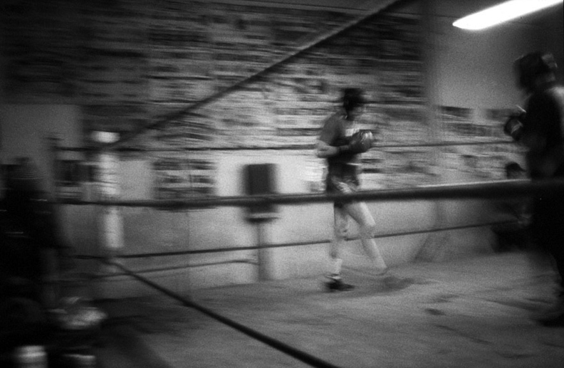 Untitled 2 / The Times Square Gym, 1993